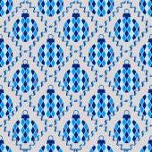 Christmas balls. Seamless abstract vector illustration background — Stock Vector