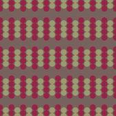 Seamless abstract vector illustration polka dots background — Stock Vector