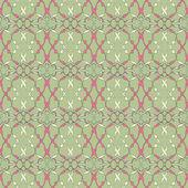 Abstract vector illustration background of broken lines  — Stock Vector