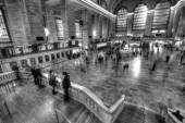 Views of New York City, USA. Grand Central Terminal. — Stock Photo