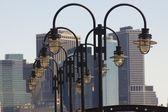 Ansichten von New York City, Vereinigte Staaten — Stockfoto