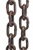 Metal Chains — Stock Photo