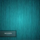 Vector modern wooden background. — Stock Vector
