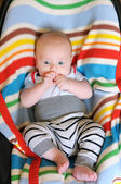 Little baby boy — Stock Photo