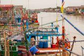 Fishermen's Village — 图库照片