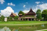 Thai House Style of Thailand — Foto de Stock