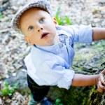 Little boy — Stock Photo #52584691