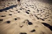 Sand dunes, Gran Canaria — Stock Photo
