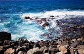 Ocean wiev, Gran Canaria — Stock Photo