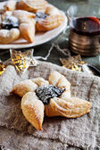 Traditional finnish christmas pastries — Stock Photo