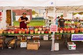 Fresh produce market — Stock Photo