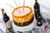 фундук торт — Стоковое фото