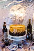 Hazelnut Torte — Stock Photo