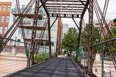城市公园 — 图库照片