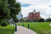 Urban park — Foto de Stock