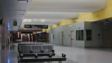 Union Station transportation hub — Stock Video