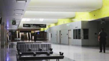 Underground interior of Union Station — Stock Video