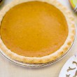 Pumpkin pie — Stock Photo #52761367