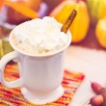 Pumpkin spice latter — Stock Photo #52762309