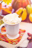 Pumpkin spice latter — Stockfoto