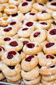 Italian cookies — Stock Photo