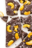 Chocolade bar — Stockfoto