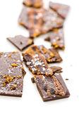 チョコレート ・ バー — ストック写真