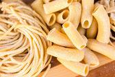 Fresh spaghetti — Stock Photo