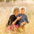 Family. Mother and child — Stock Photo #54922769