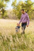Family. Father and child — Stock Photo