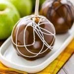 Caramel apples — Stock Photo #55610965