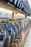 Międzynarodowe lotnisko w denver — Zdjęcie stockowe