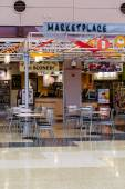 丹佛国际机场 — 图库照片