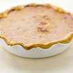 Homemade pumpkin pie — Stock Photo #57576443