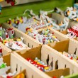 Christmas decorations in boxes — Stock Photo #57608315