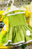 Handmade doll clothes — ストック写真