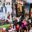 Typical North American mall on Black Friday shopping — Stock Photo #59192801