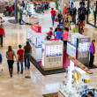 Typical North American mall on Black Friday shopping — Stock Photo #59193031