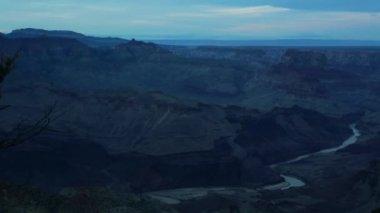 Grand Canyon beautiful view — Stock Video