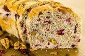 Sliced Sourdough bread — Stock fotografie