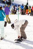 Ski resort at Arapahoe Basin, Colorado — Foto Stock