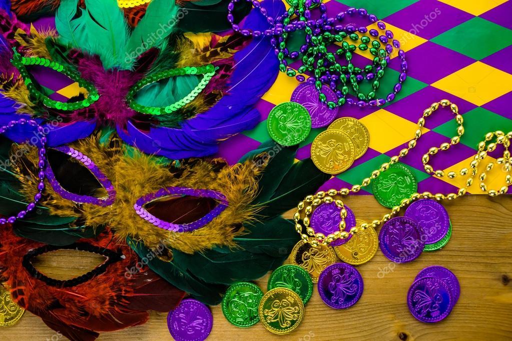 Los Relatos de Juan: Mardi Gras, un festival de tetas