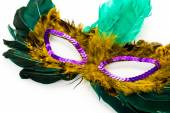 Mask for Mardi Gras — Stock Photo