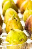 Organic California figs — Stock Photo