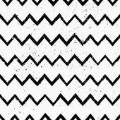 Hand Drawn Chevron Seamless Pattern — Stock Vector