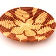 African bowl from natural material — Stock Photo #62976545
