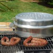 Typical South African barbecue — Stock Photo #63355543