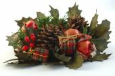 Beautiful Christmas decoration — Stock Photo