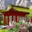 Buddhist shrine in the mountains — Stock Photo #57298431