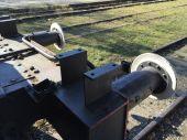 Historic steam engine — Stock Photo